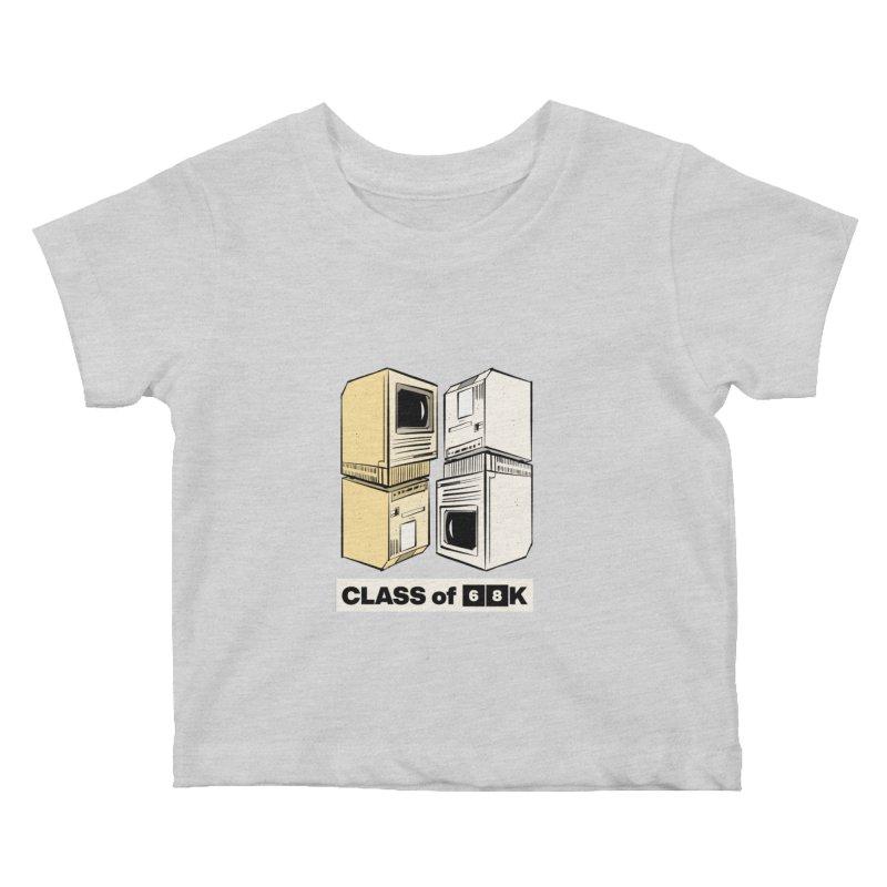 Class of 68K Kids Baby T-Shirt by Krishna Designs