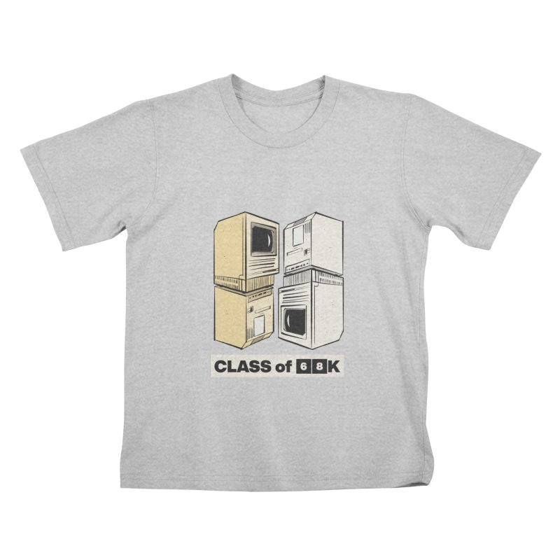 Class of 68K Kids T-Shirt by Krishna Designs