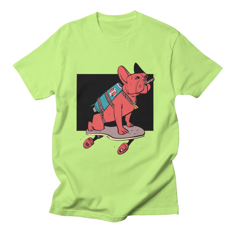 Rocket Dog Men's T-Shirt by Krishna Designs