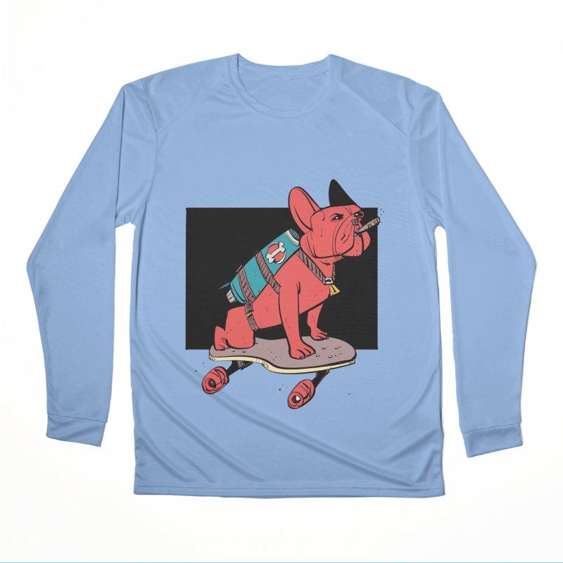 Rocket Dog Women's Longsleeve T-Shirt by Krishna Designs
