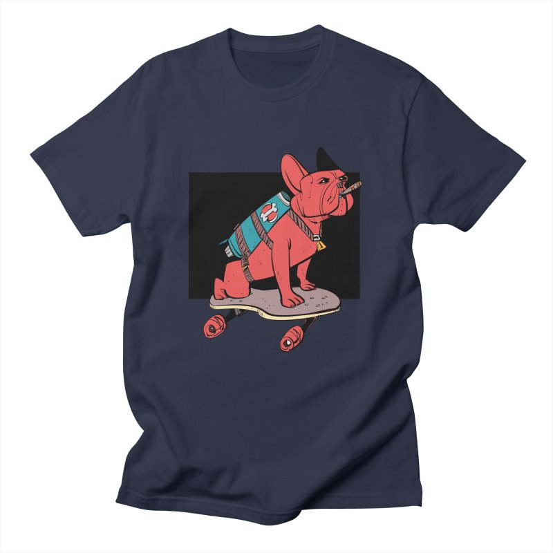 Rocket Dog Men's T-Shirt by Krishna Designs