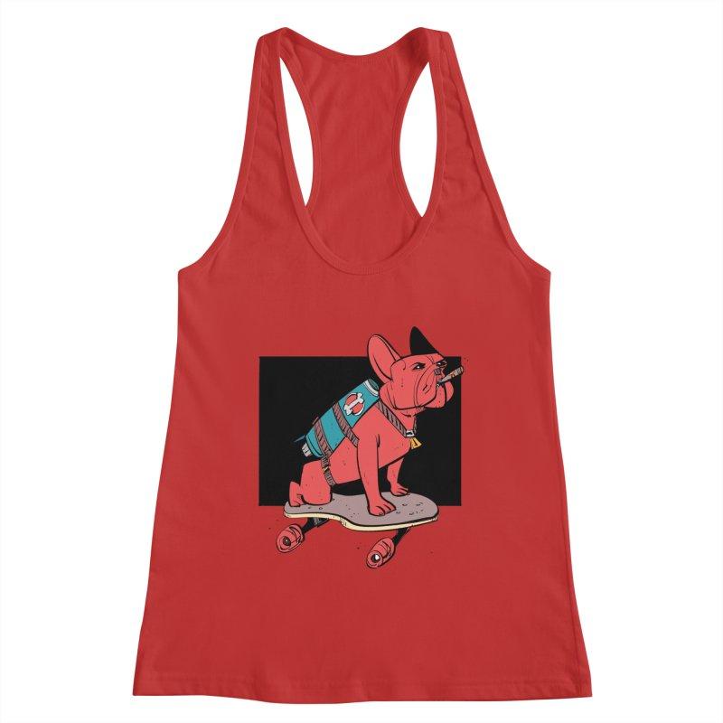 Rocket Dog Women's Tank by Krishna Designs