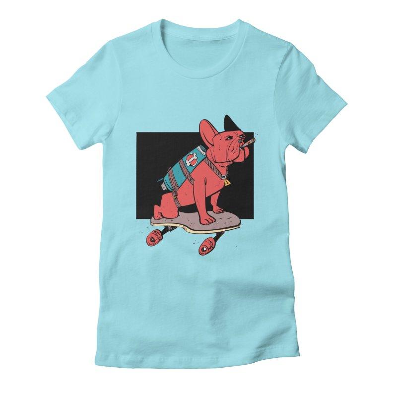 Rocket Dog Women's T-Shirt by Krishna Designs