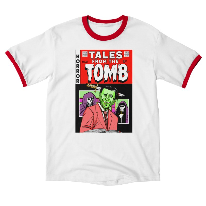 Tales from the Tomb Women's T-Shirt by Krishna Designs