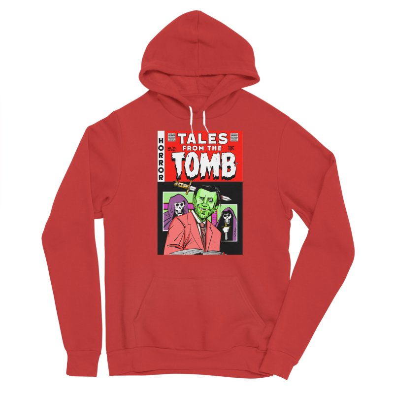 Tales from the Tomb Women's Pullover Hoody by Krishna Designs
