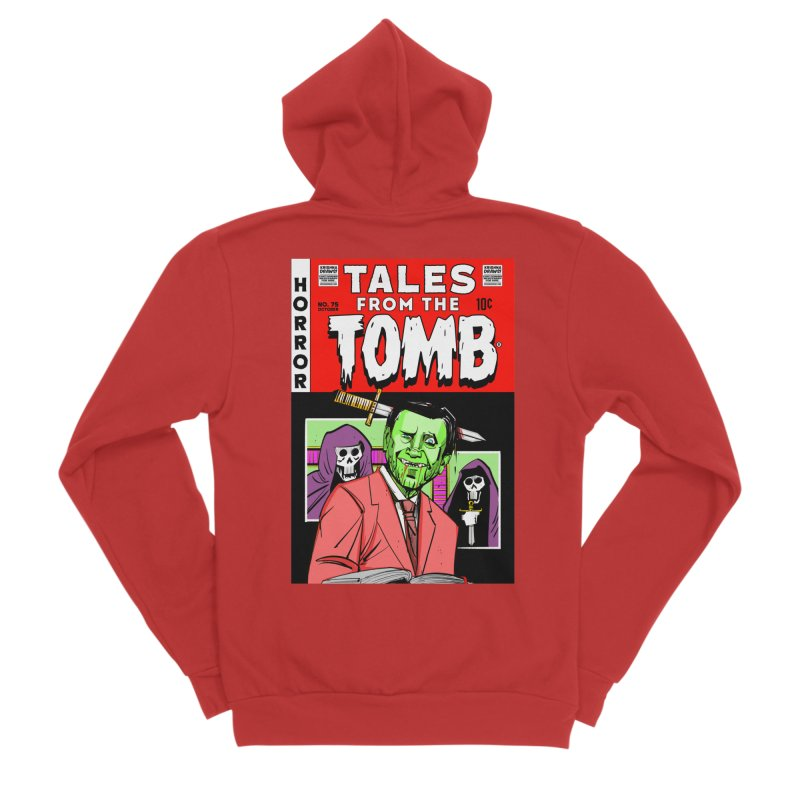 Tales from the Tomb Women's Zip-Up Hoody by Krishna Designs