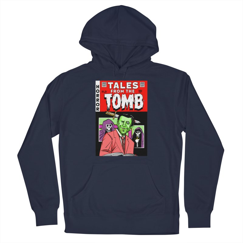 Tales from the Tomb Men's Pullover Hoody by Krishna Designs