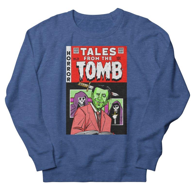 Tales from the Tomb Men's Sweatshirt by Krishna Designs