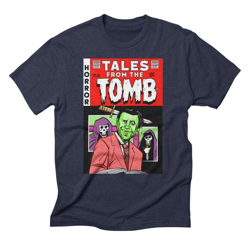 Tales from the Tomb Men's T-Shirt by Krishna Designs