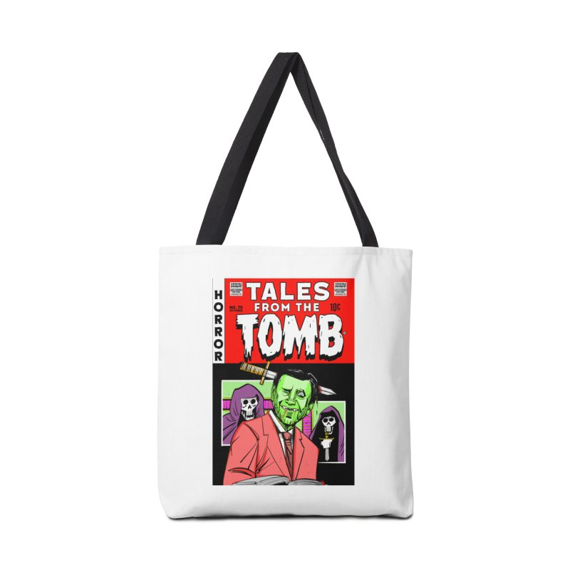 Tales from the Tomb Accessories Bag by Krishna Designs
