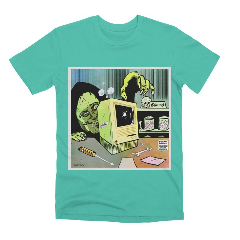 Igor's CPU Men's T-Shirt by Krishna Designs
