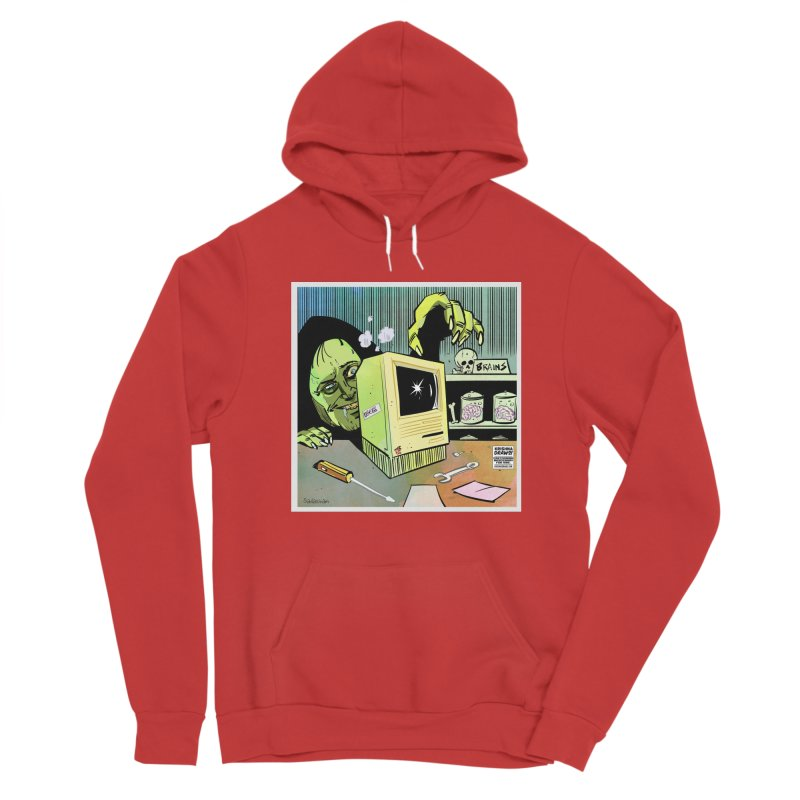 Igor's CPU Women's Pullover Hoody by Krishna Designs