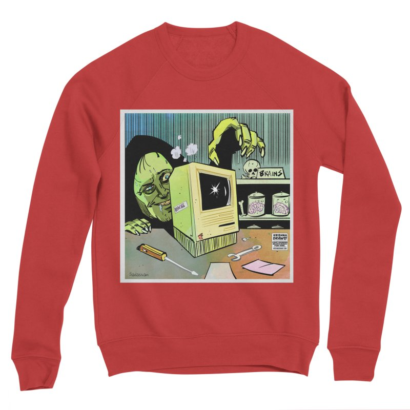 Igor's CPU Men's Sweatshirt by Krishna Designs