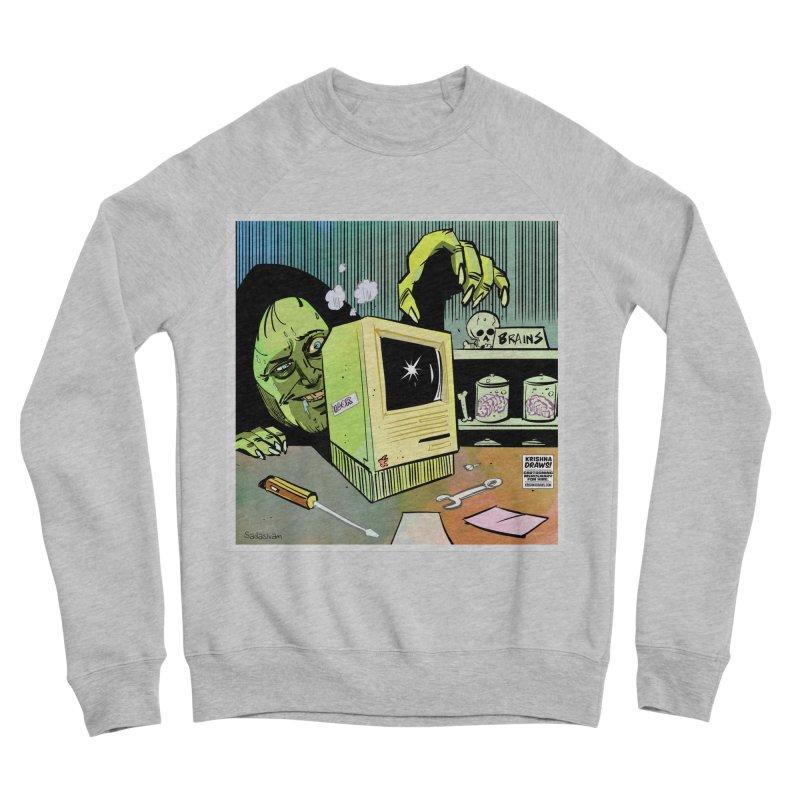 Igor's CPU Men's Sweatshirt by Krishna Designs