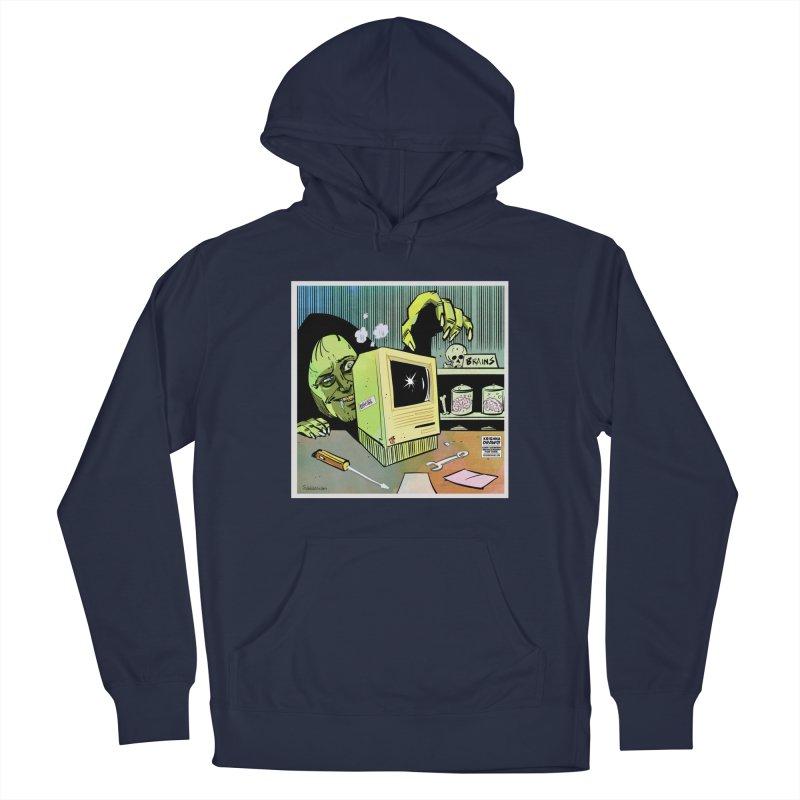 Igor's CPU Men's Pullover Hoody by Krishna Designs