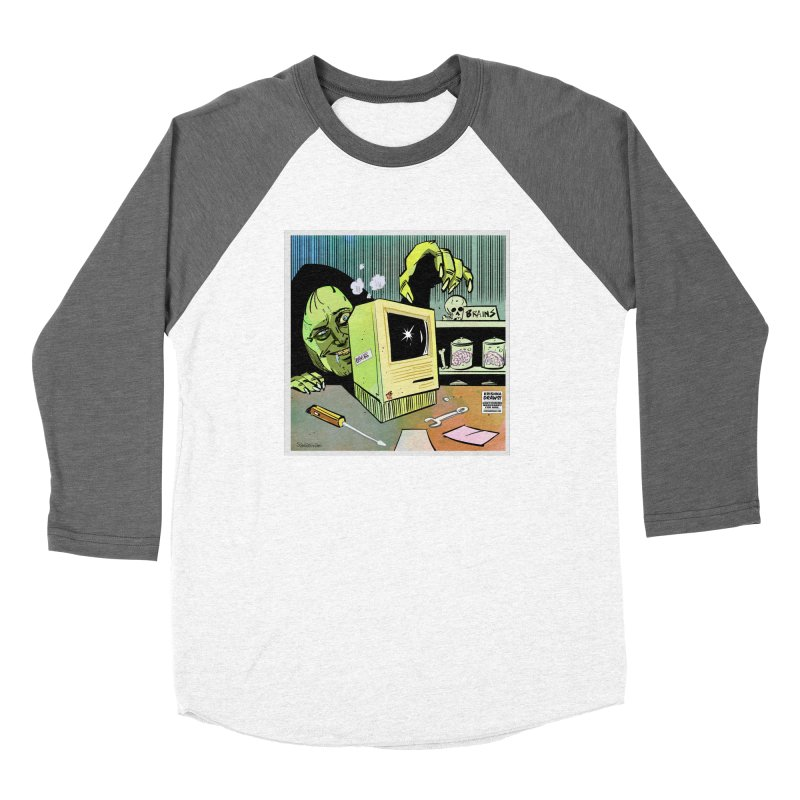 Igor's CPU Women's Longsleeve T-Shirt by Krishna Designs