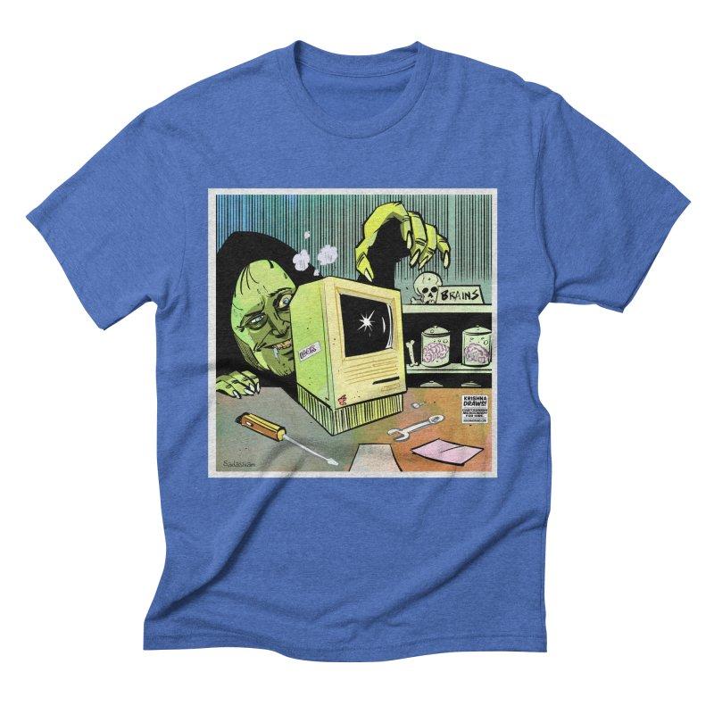 Igor's CPU Men's T-Shirt by Krishna Designs