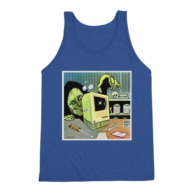 Igor's CPU Men's Tank by Krishna Designs