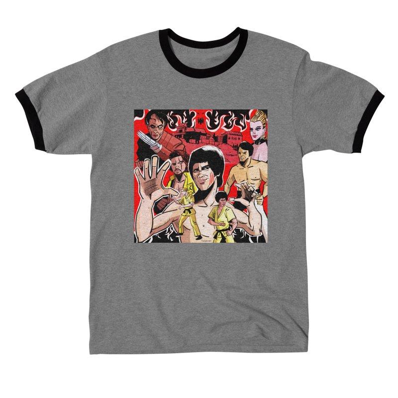 Dragon Warrior Women's T-Shirt by Krishna Designs