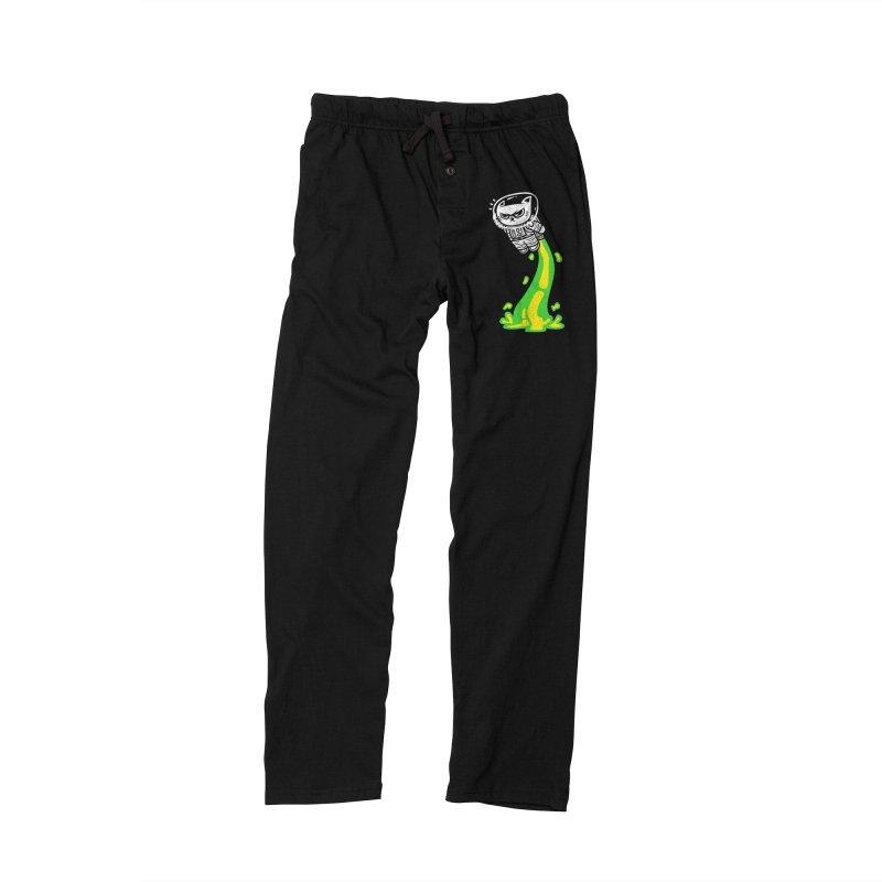 Space Cat  Men's Lounge Pants by krisren28's Artist Shop