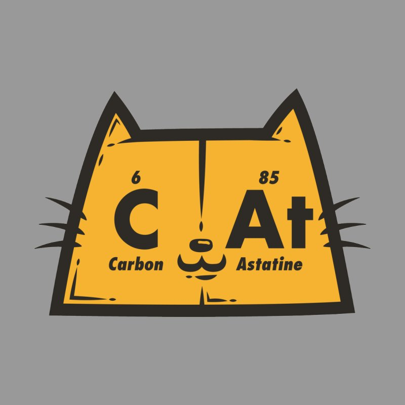 Periodic Cat  None  by krisren28's Artist Shop