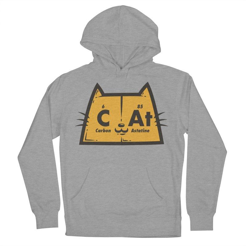 Periodic Cat  Men's Pullover Hoody by krisren28's Artist Shop