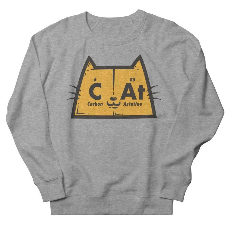 Periodic Cat  Men's Sweatshirt by krisren28's Artist Shop