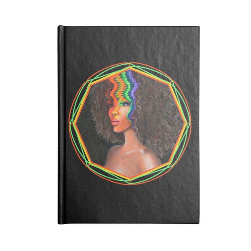 Trippy Wanderlust Accessories Notebook by Whiski Tee
