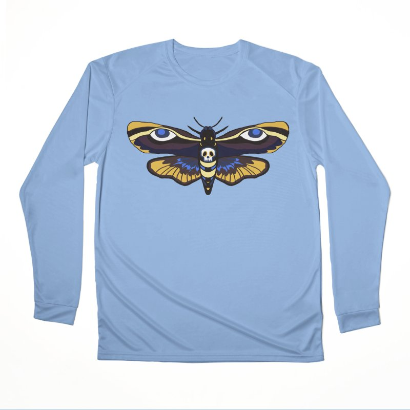 Death Head Moth Women's Longsleeve T-Shirt by Whiski Tee