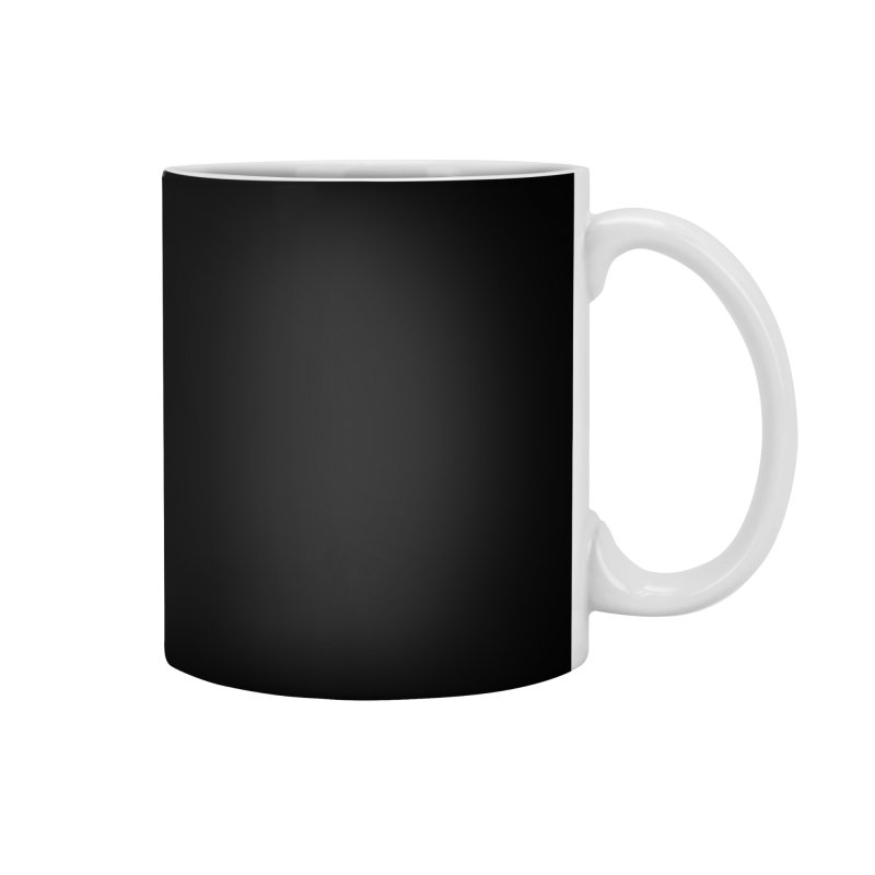 Horrified The Shining Black and White Comic Strip Edition Accessories Mug by Whiski Tee