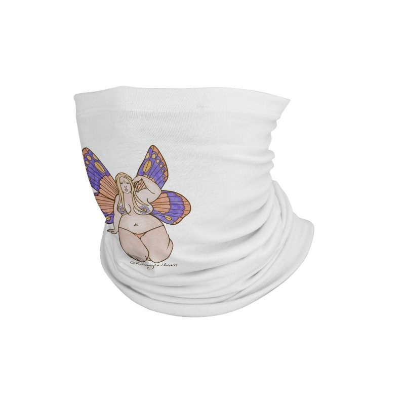 Fat Fairy Accessories Neck Gaiter by Whiski Tee