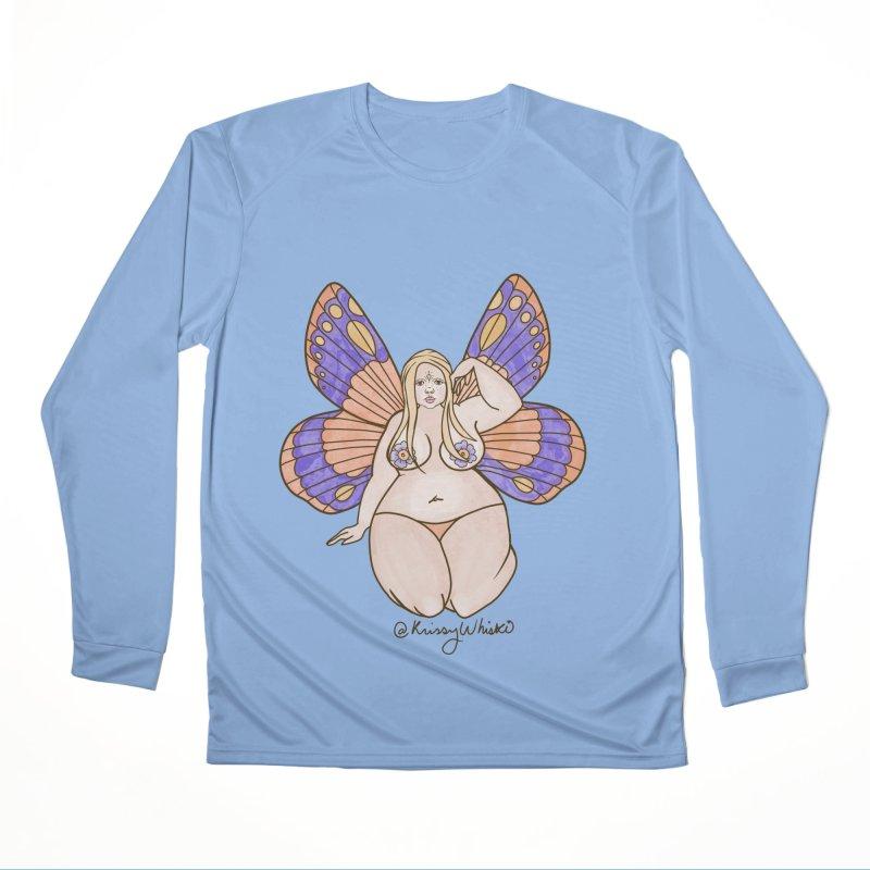 Fat Fairy Women's Longsleeve T-Shirt by Whiski Tee