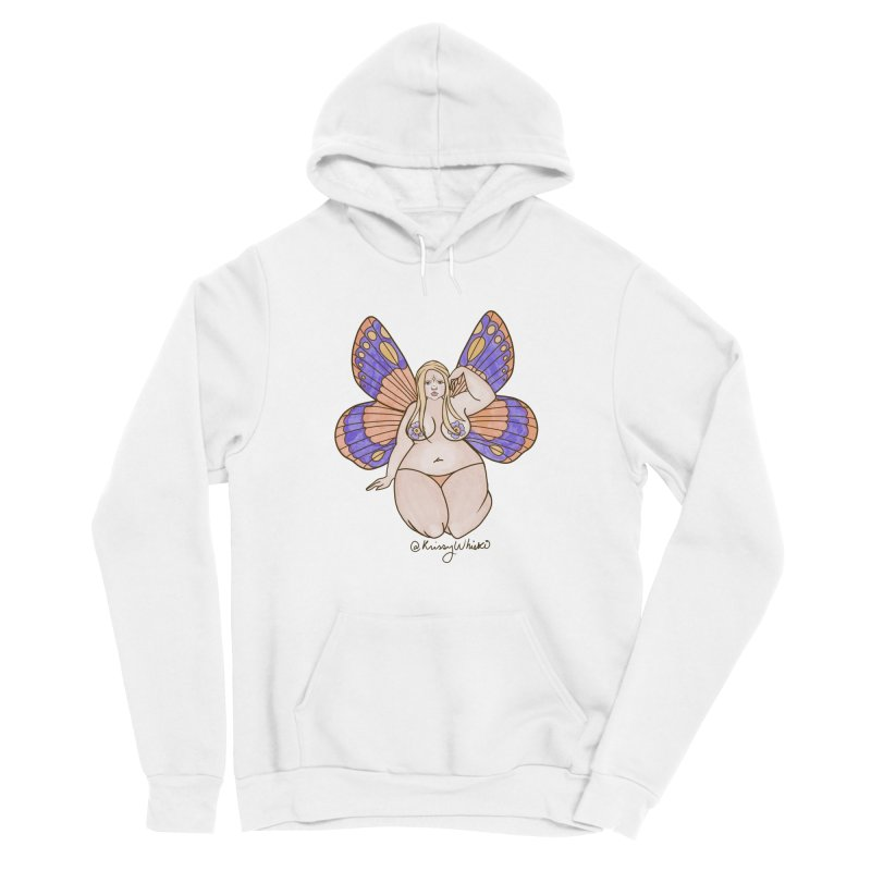 Fat Fairy Women's Pullover Hoody by Whiski Tee