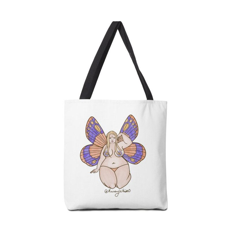 Fat Fairy Accessories Bag by Whiski Tee