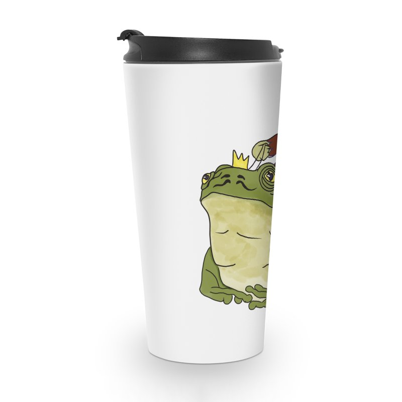 Elf and Frog King Accessories Mug by Whiski Tee