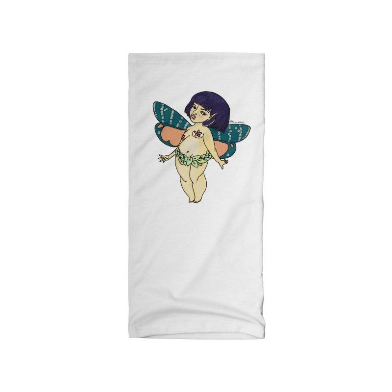 Curvy Fae Girl Accessories Neck Gaiter by Whiski Tee