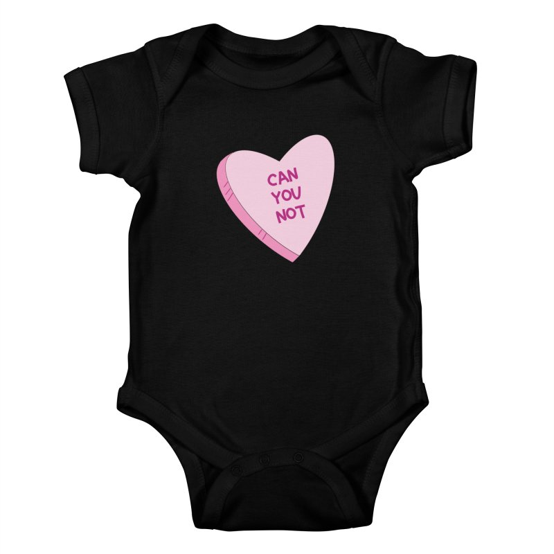 Can You Not Kids Baby Bodysuit by Whiski Tee