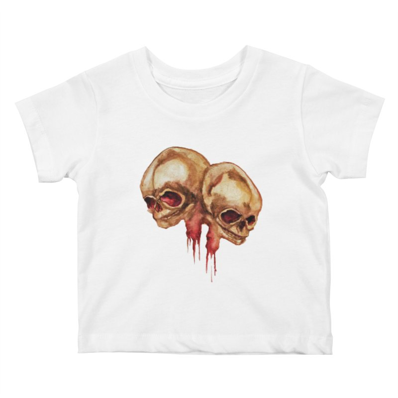 Inseparable Kids Baby T-Shirt by Whiski Tee