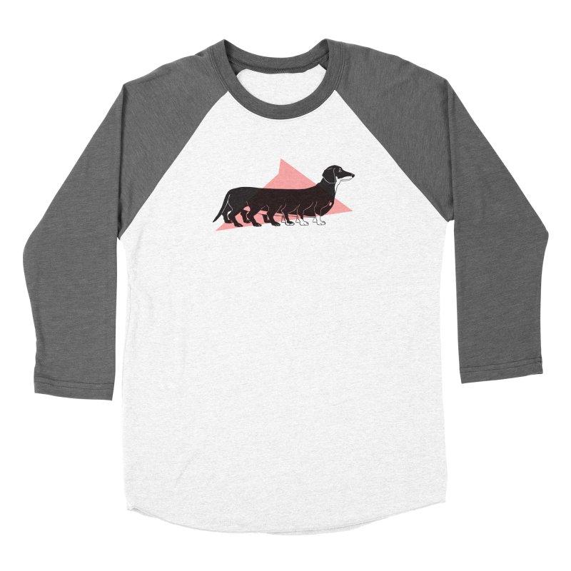 Centihund Women's Longsleeve T-Shirt by Kristin Tipping