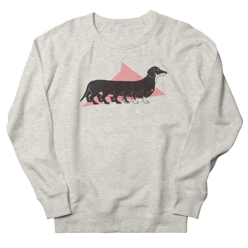 Centihund Men's French Terry Sweatshirt by Kristin Tipping