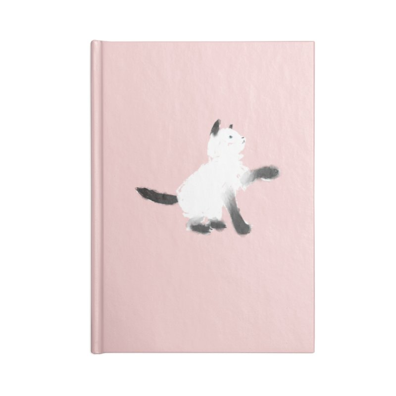 Playing Accessories Notebook by Kristin Tipping