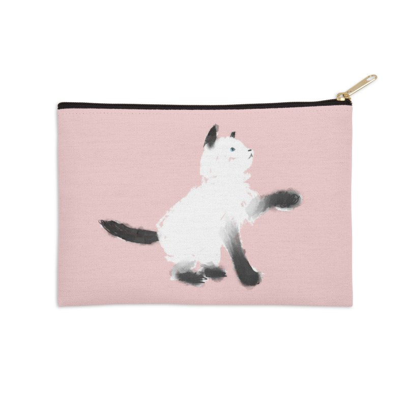 Playing Accessories Zip Pouch by Kristin Tipping