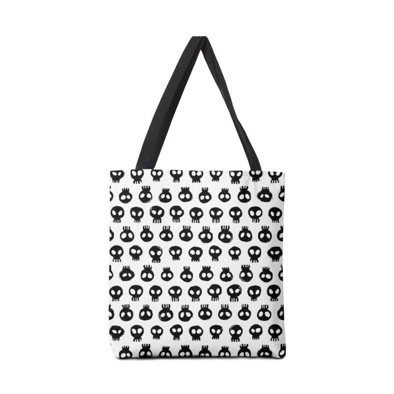Mori Pattern Accessories Bag by kristintipping's Artist Shop