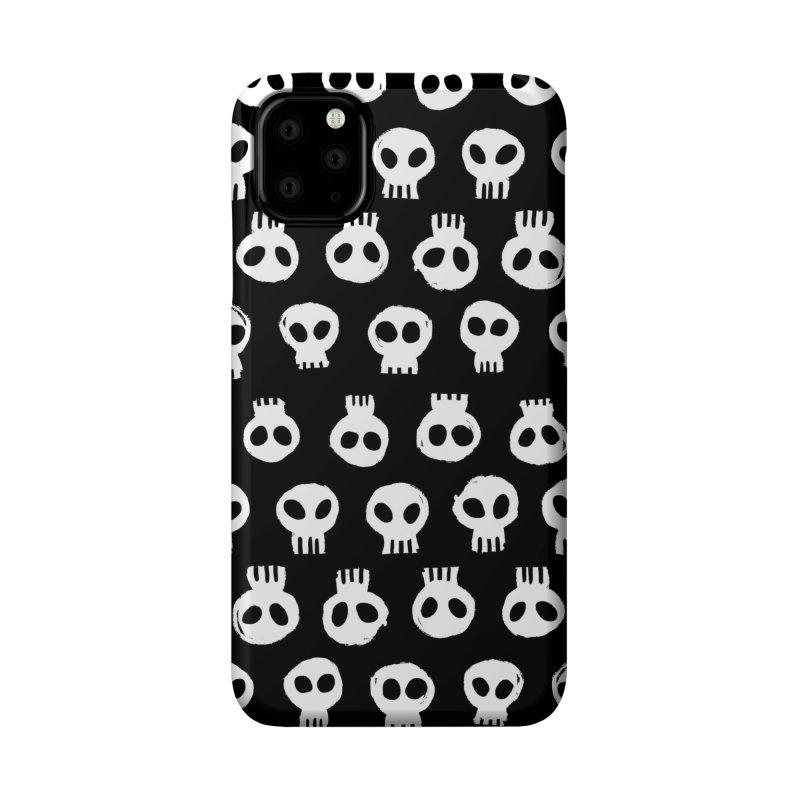 Memento Pattern Accessories Phone Case by Kristin Tipping