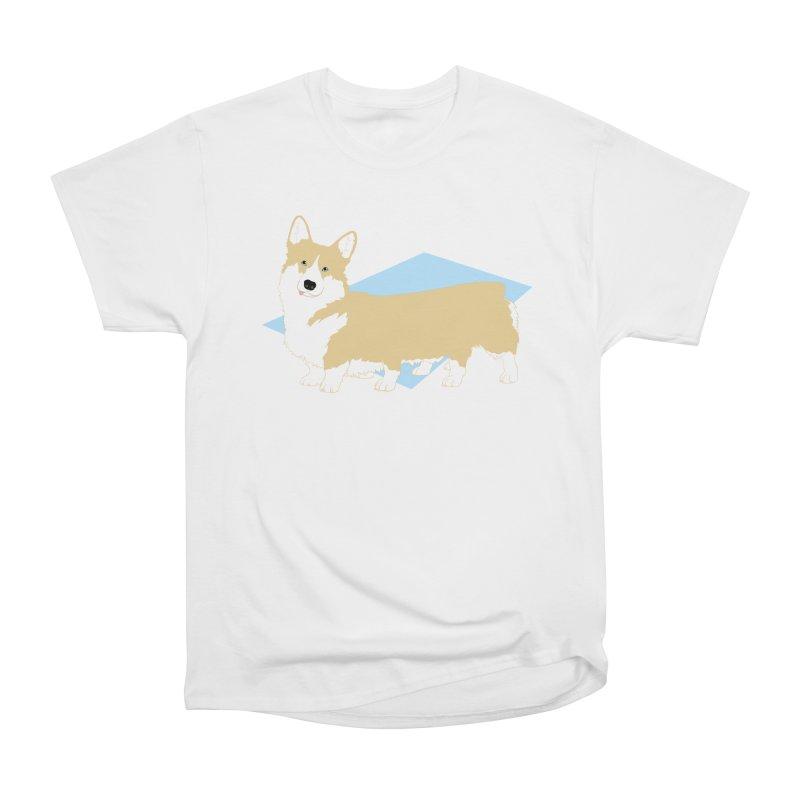 Corgipede Men's T-Shirt by Kristin Tipping