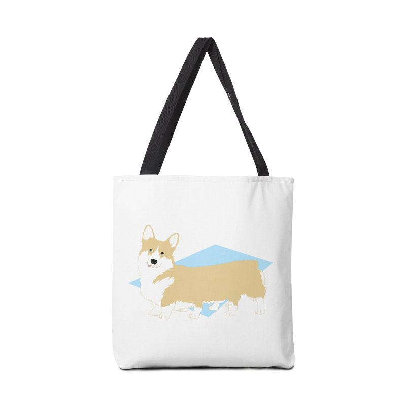 Corgipede Accessories Bag by kristintipping's Artist Shop