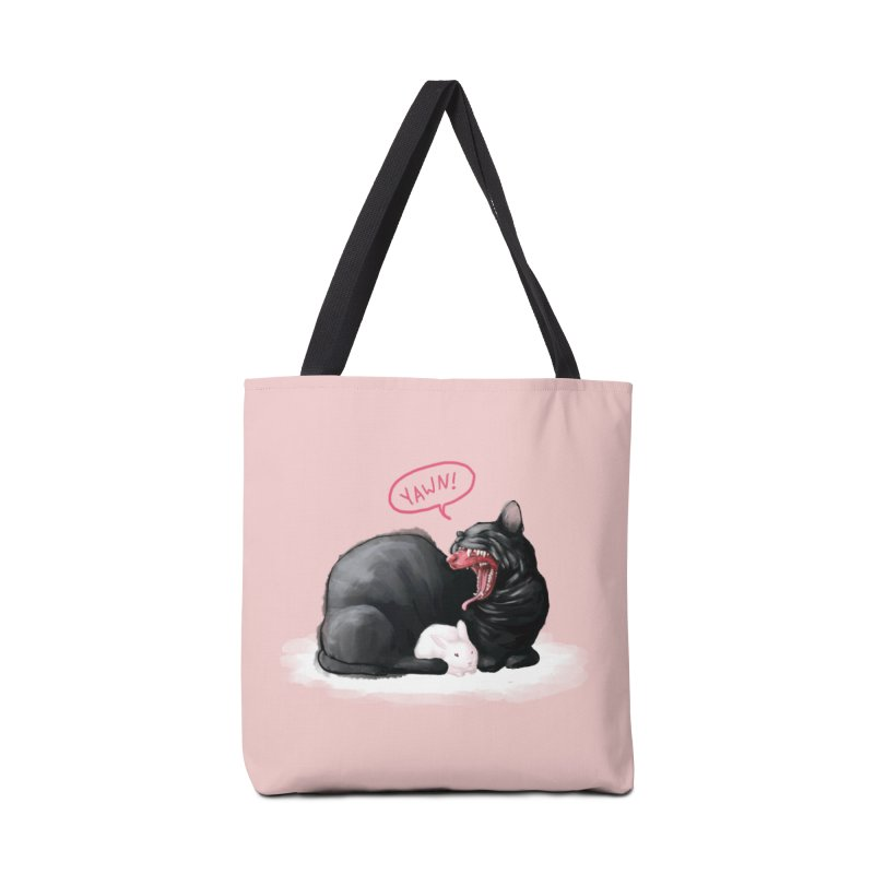 Yawn Accessories Bag by kristintipping's Artist Shop