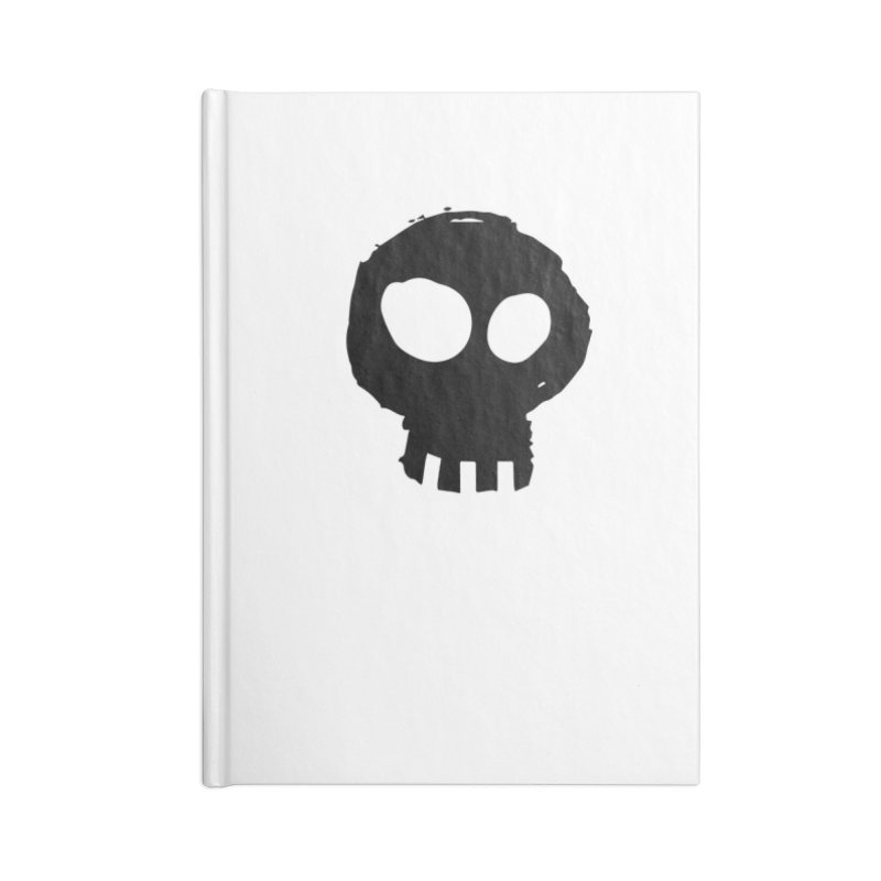 Mori Accessories Blank Journal Notebook by Kristin Tipping