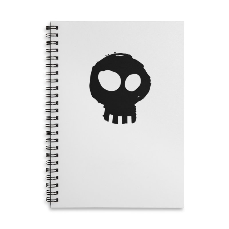 Mori Accessories Lined Spiral Notebook by Kristin Tipping