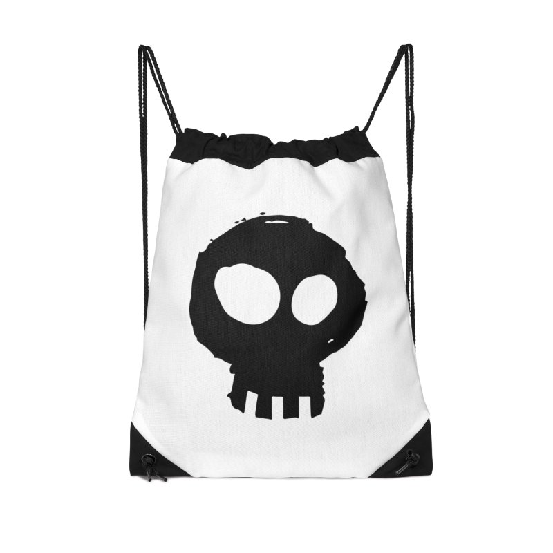Mori Accessories Drawstring Bag Bag by Kristin Tipping